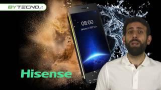 Hisense C30 Rock | videorecensione ITA