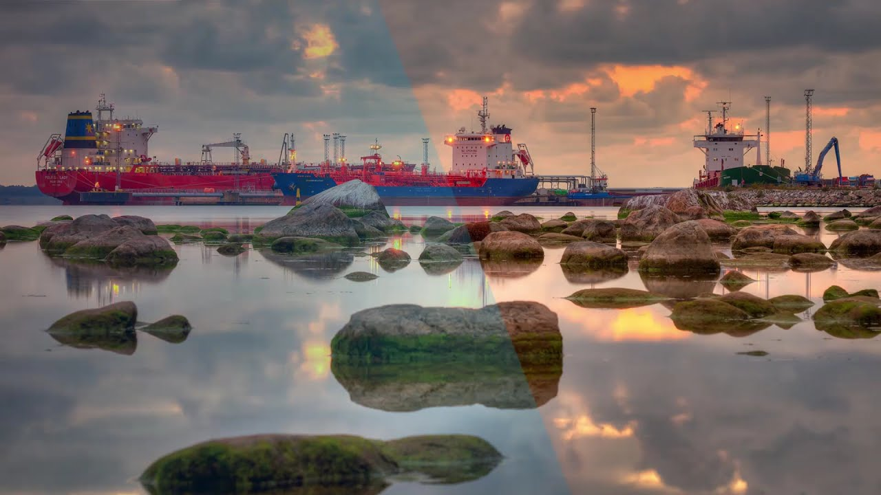 Calculation of greenhouse gas emissions in the Port of Tallinn Group and harbours