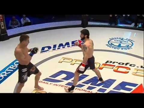 PROFC 53: Бой 10 (70 кг) Давид Хачатрян (Армения) Vs. Игорь Егоров (Россия)