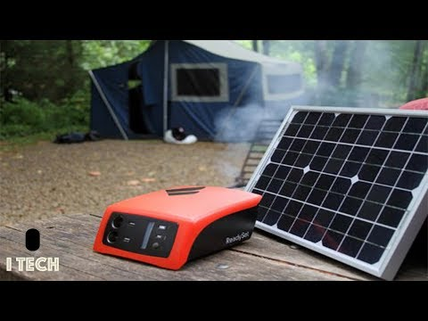 Amazing Outdoor Solar Powered Gadgets ★ 5 Coolest Solar Gadgets On Amazon