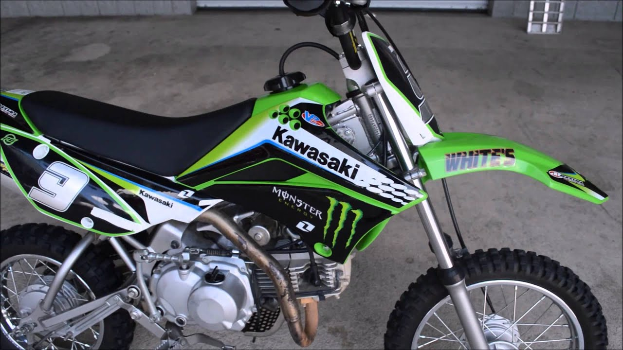 Used 2011 Kawasaki Klx110l For Sale Chattanooga Tn Ga Al Dirt