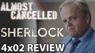 Sherlock Season 4 Episode 2 'The Lying Detective' Review