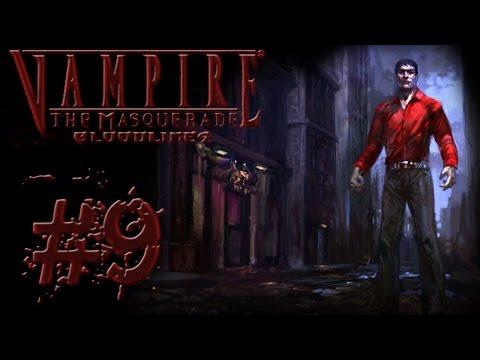 Прохождение Vampire: The Masquerade Bloodlines #9 Взрывное начало