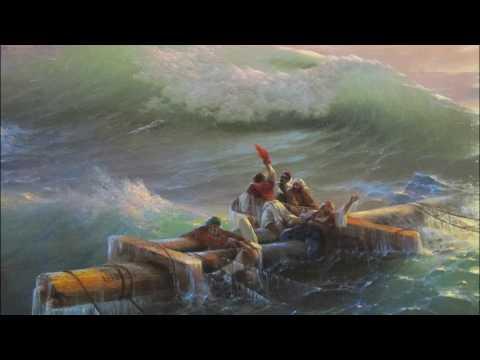 "Ivan  Aivazovsky  ""El Mar Bravo"" -  Pinturas"