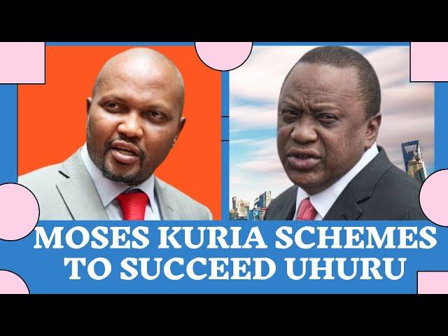 Moses Kuria Behind The Scenes Schemes to Succeed Uhuru Kenyatta FORCEFULLY in Central Kenya