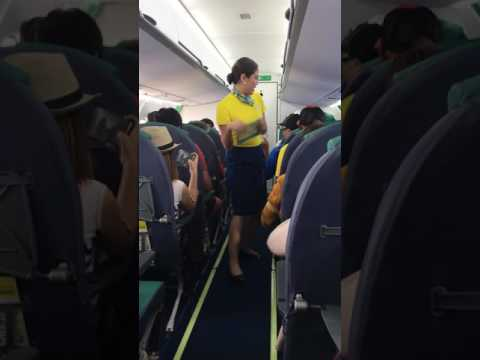 Cebu Pacific interactive in-flight games