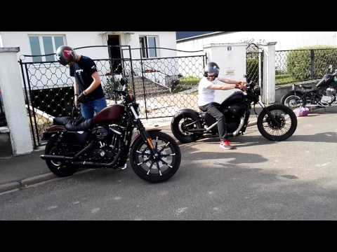 harley davidson iron 883 stage 1 doovi. Black Bedroom Furniture Sets. Home Design Ideas