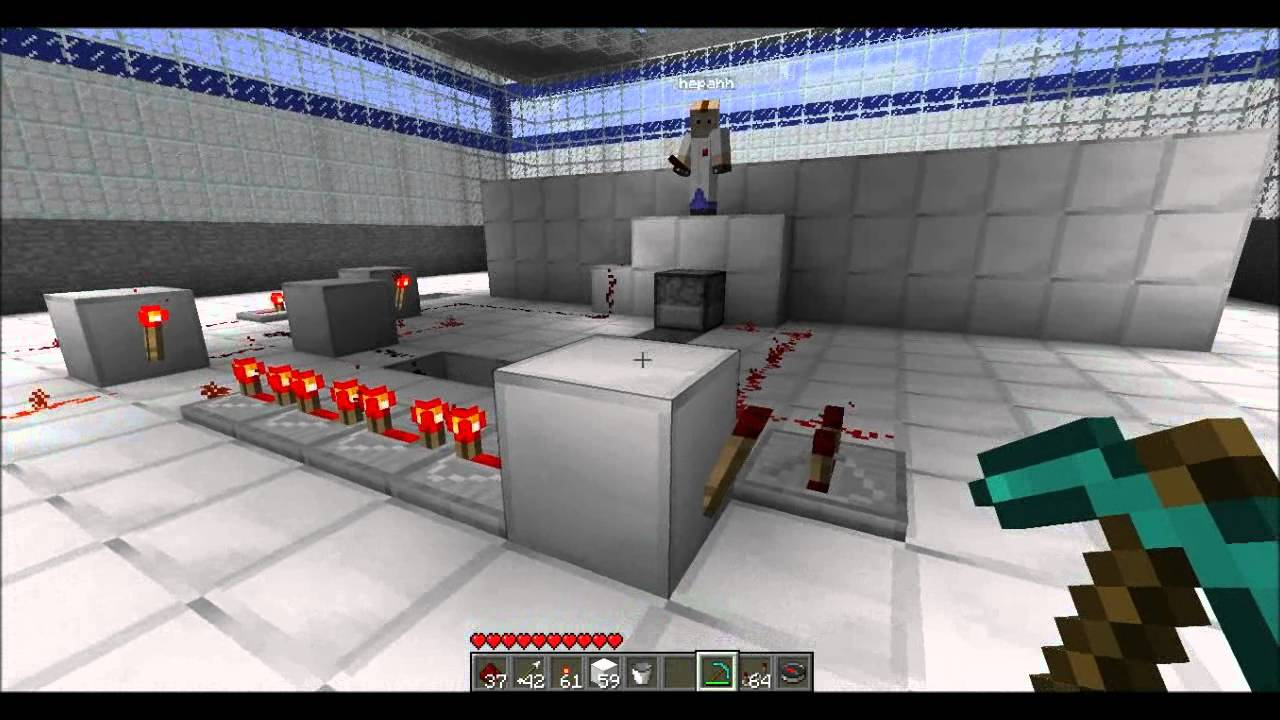 labocraft 4 pi ge anti intrusion tutoriel redstone youtube. Black Bedroom Furniture Sets. Home Design Ideas