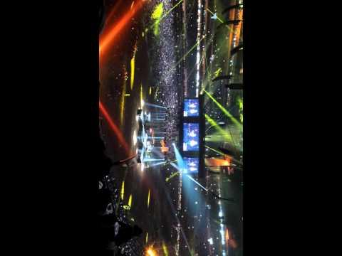 Pesado reliant stadium concierto completo...
