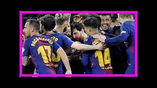 Noticias de última hora | Las fotos de la revolución Messi