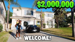 "My Girlfriend ""ASIA"" is MOVING into my NEW $2,000,000 House! The Future..."