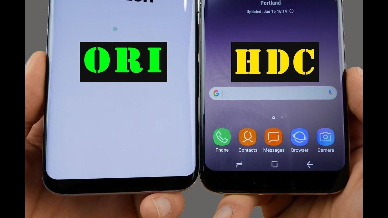 10 Cara Cek Samsung S9 Dan S9 Plus Asli Dan Palsu Hdc Kw Youtube