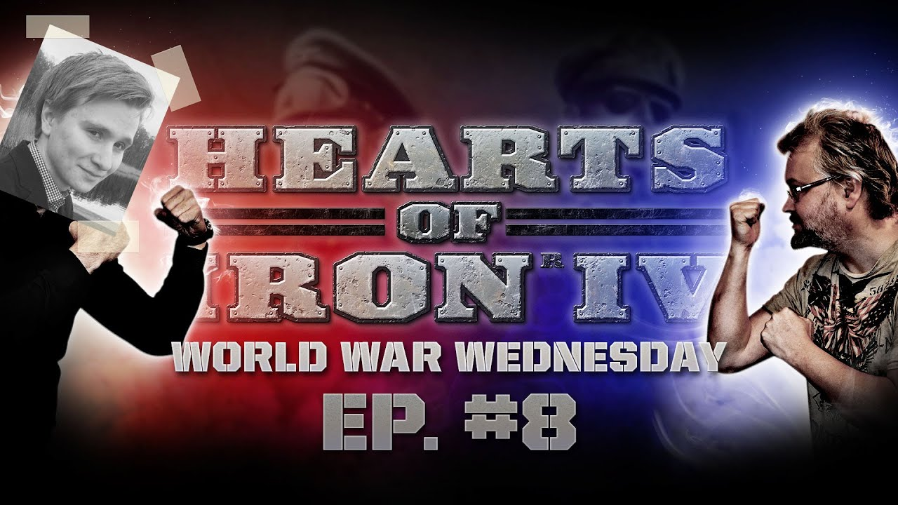 Hearts of Iron IV – Page 7 – The Armored Patrol