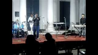 YES LORD BAND  Harmonica instrumental   ( Kalvari Anbai Tamil song )