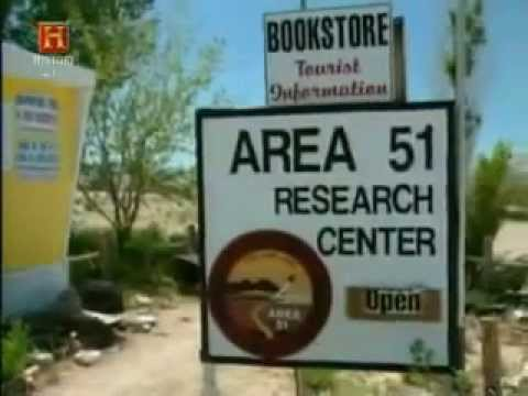Area 51 documentario completo (video unico)