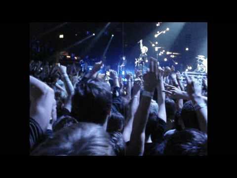 Green Day - 21 Guns LIVE Birmingham 28/10/2009