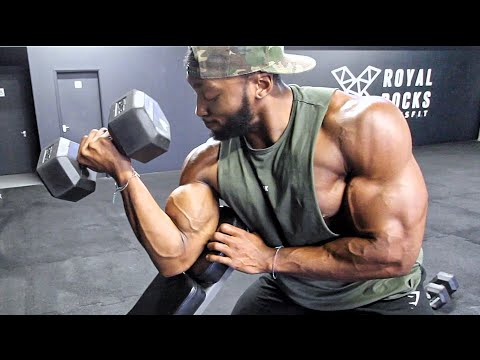 DUMBBELL ONLY ARM WORKOUT YOU SHOULD BE DOING  | Full workout Routine