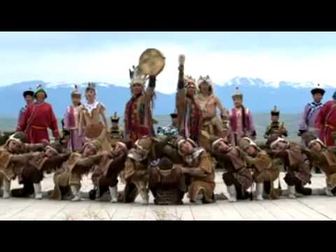 old Turks in siberia old Turkish religion Shamanism