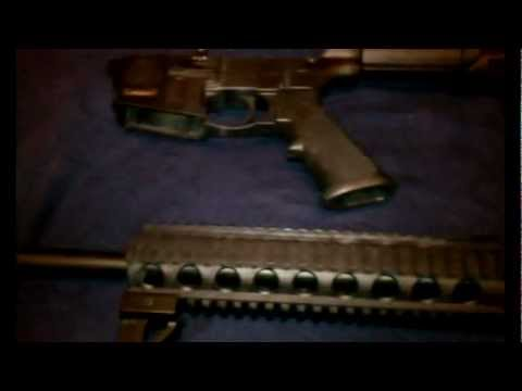 Cleaning Smith & Wesson M&P 15-22