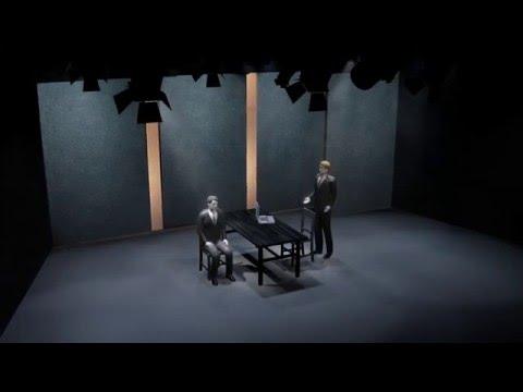 WYSIWYG R36 - Theater Lighting & Set Design - Camera Path Test
