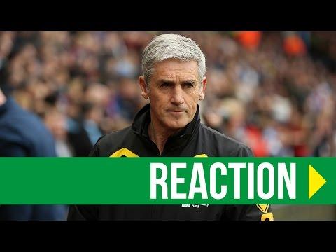 Aston Villa 2-0 Norwich City: Alan Irvine Reaction