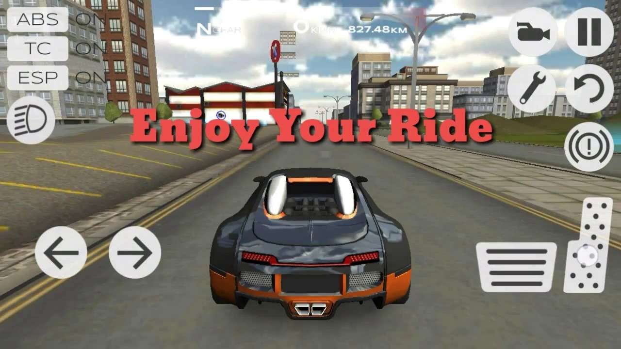 Extreme Car Driving Simulator Mod Apk Download Unlocked All Cars