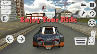Extreme Car Driving Simulator Mod Apk Download (UNLOCKED ALL CARS !!)| Let's Do It...