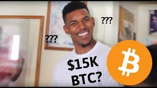$15,000 BTC in 2018? Still?