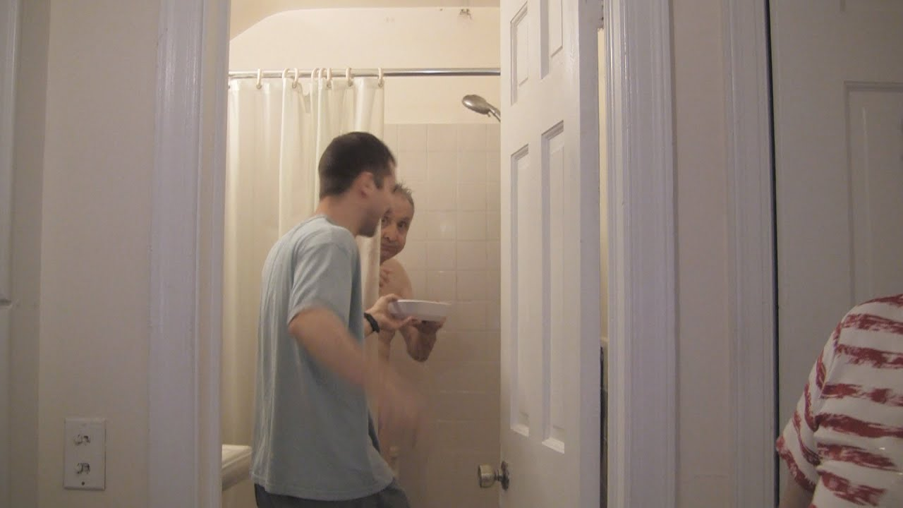 Hey Jimmy Kimmel, I Served My Dad Breakfast in the Shower