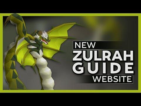*New* Zulrah Guide Website | OSRS PvM Guide
