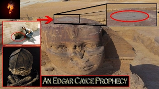 ancient alien time capsule hidden under the great sphinx