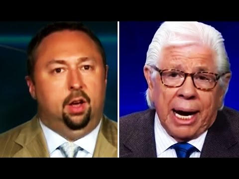 Carl Bernstein DESTROYS Trump Spox's Lame Deflections About Erik Prince