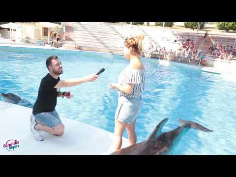 Adaland Yunus Gösterisinde Sürpriz Evlilik Teklifi