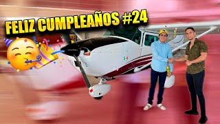 FESTEJANDO EL CUMPLEAÑOS DE MARKITOS TOYS #24 EN CULIACAN CON AVIONES Y RZR    ALFREDO VALENZUELA