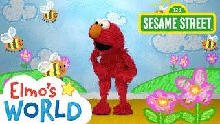 Sesame Street: Bees | Elmo's World