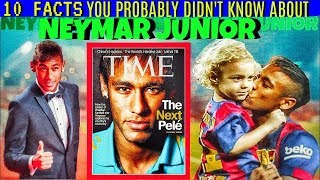 10 Facts You Probably Didn't Know About Neymar