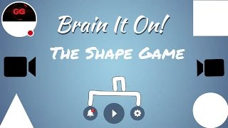 Brain It On! - Physics Puzzles Game screenshot 4