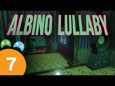 Let's Play Albino Lullaby - Episode 7 - Grandmother's House | Duo Commentary [Jam & Fork] |