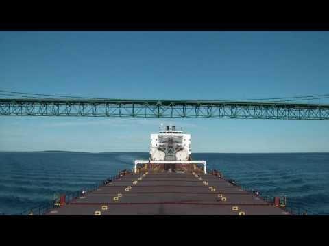 Great Lakes Sailing - Straits of Mackinac