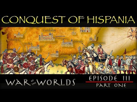 The Conquest of Hispania - The Moors of Andalusia - EP 3 P 1 WOTW
