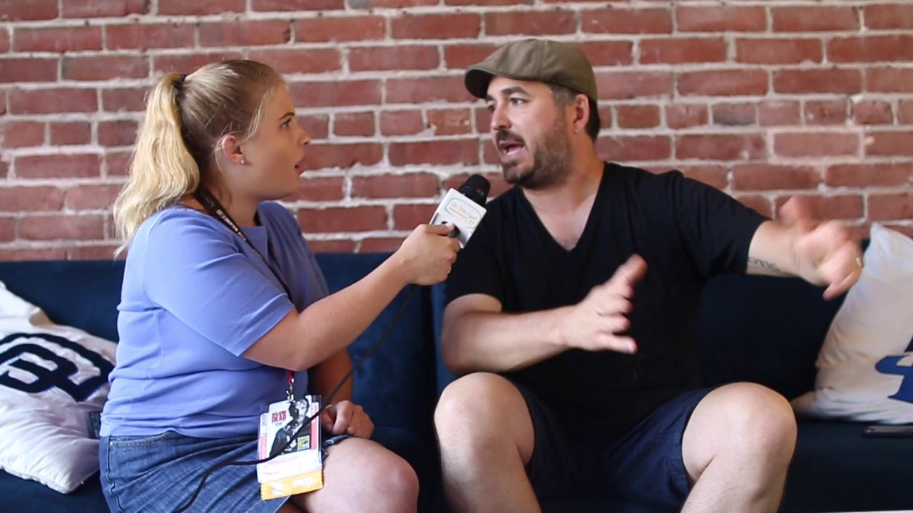 brian  u0026quot q u0026quot  quinn of impractical jokers on the spot