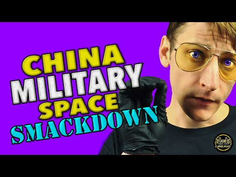 China Military Space Program- Investigation SMACKDOWN !