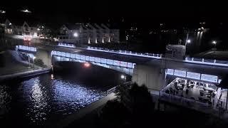 Preview of stream Live bridge cam by CharlevoixCam, MI, USA