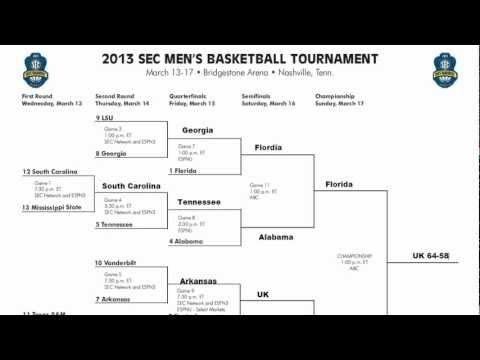 2013 SEC MEN