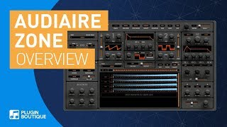 Zone by Audiaire | Review of Main Features | Advanced Parameter Sequencer Synthesizer
