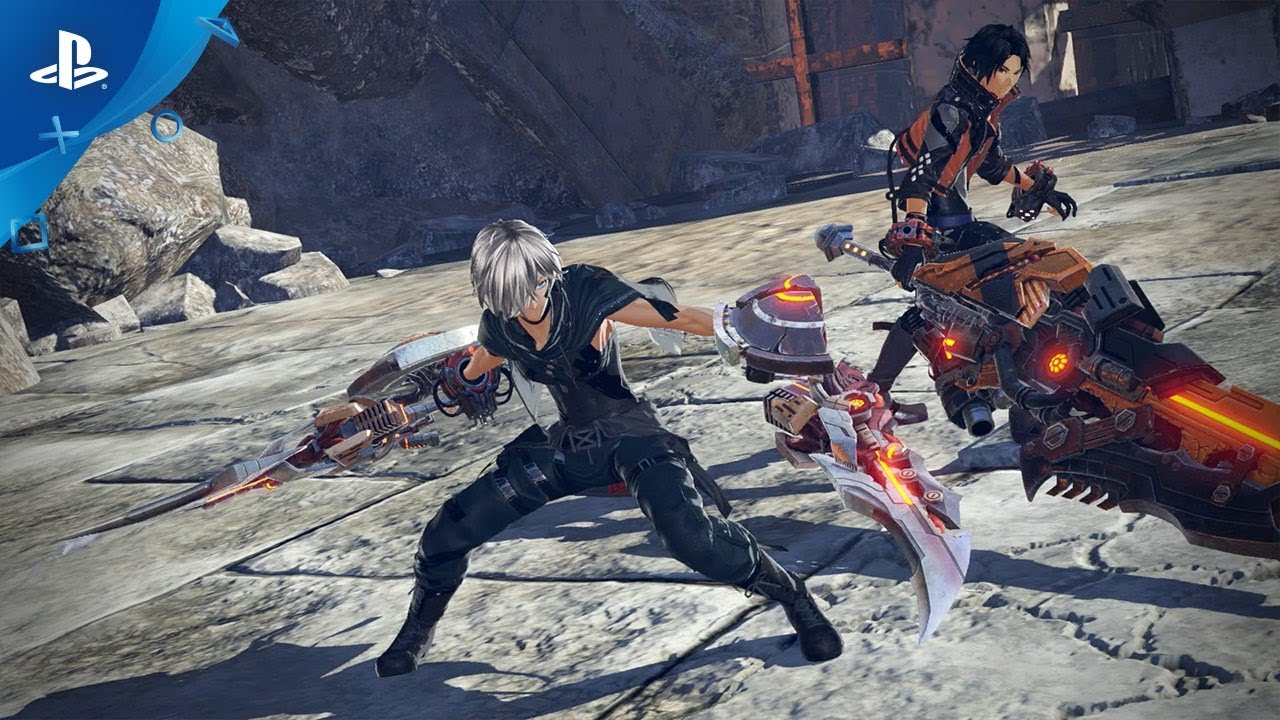 God Eater 3 - Features Trailer | PS4