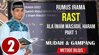 #2 AL FATIHAH RUMUS IRAMA BERATURAN SEG. 2 - Ust. Abdul Roziq