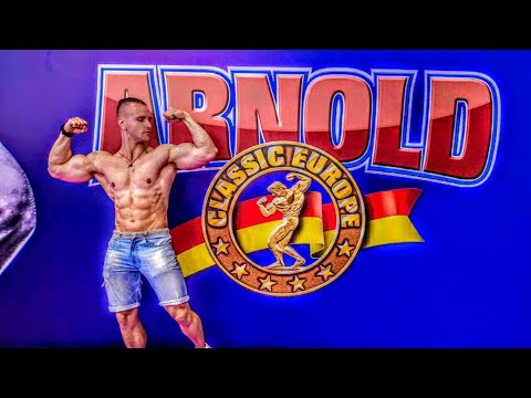 ARNOLD CLASSIC EUROPE 2018 BARCELONA SPAIN EXPO