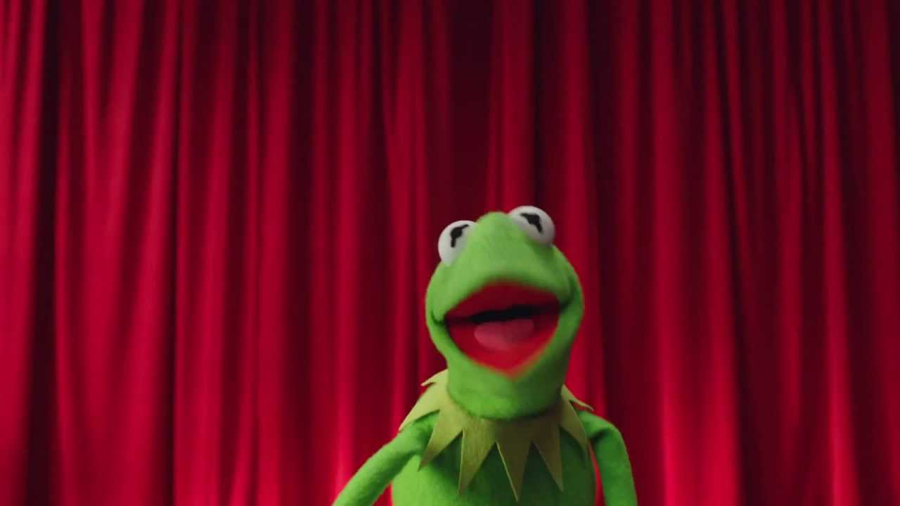 Ok Go Muppets Theme Song Official Music Video Hd Youtube