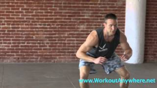 Side Shuffle Exercise | Workout Anywhere